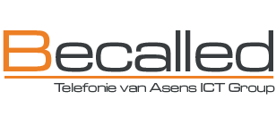 Becalled - Telefoniediensten door Asens logo