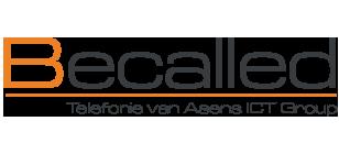 Becalled - Telefoniediensten door Asens logo
